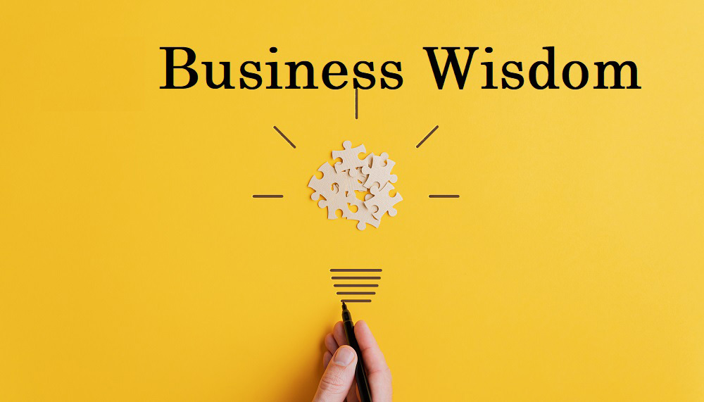 Business Wisdom 2015: If You Want Different Results…Try Something Different