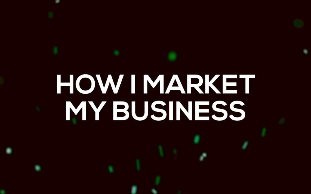How much of my money should I allocate toward marketing my business?