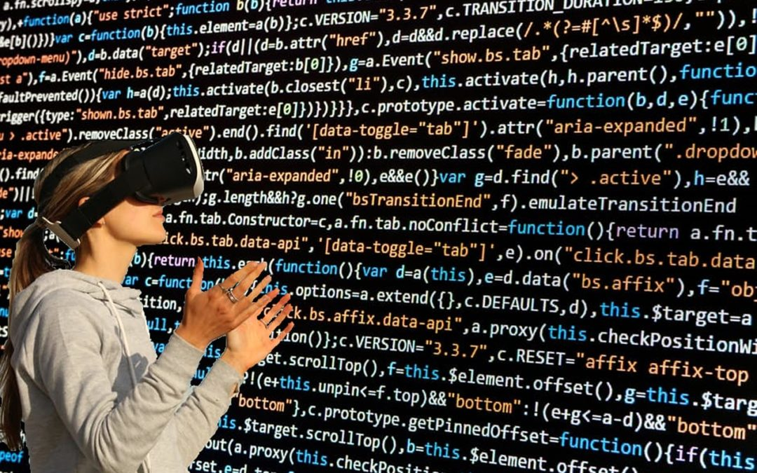 The IT Of It All: Augmented and Virtual Reality