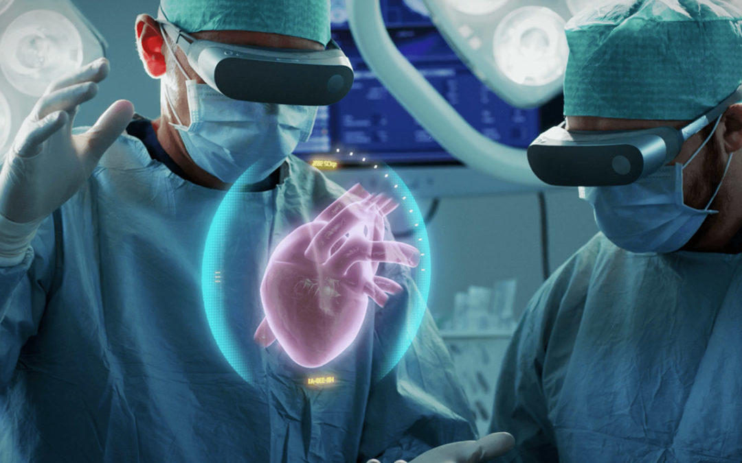 Virtual Reality in the Medical Field