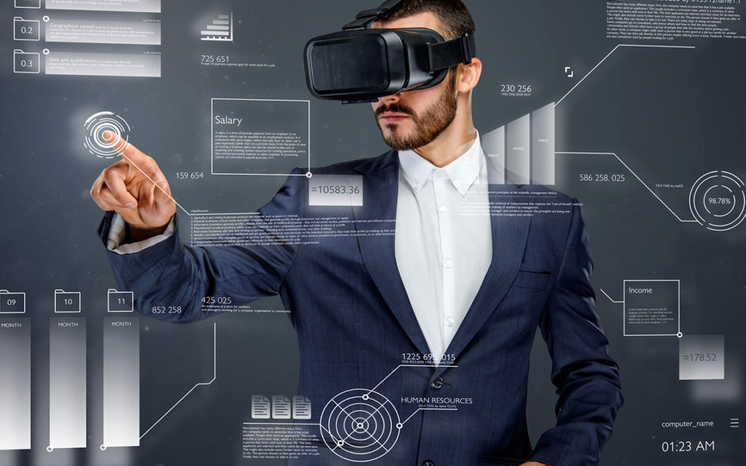 Real time applications for Virtual Reality in Business