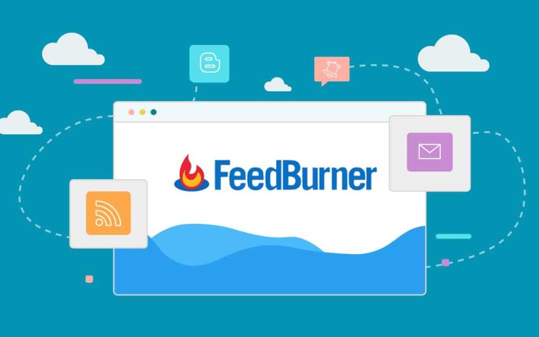 We're On Feedburner